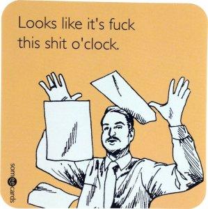 fucko'clock
