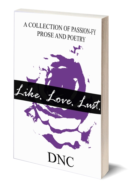 Poetry-collection-book-Like-love-lust-by-author-dnc